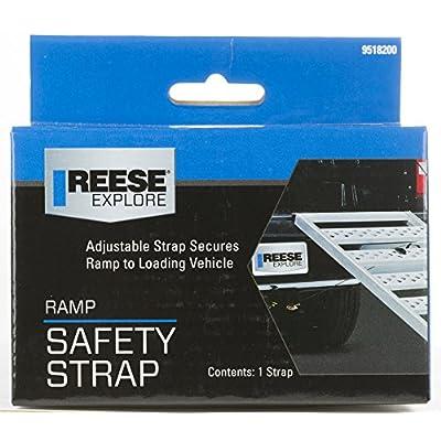 Reese Explore 9518200 Ramp Safety Strap: Automotive
