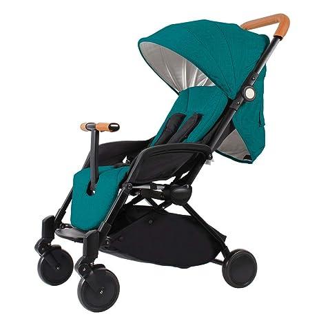 KANGJIABAOBAO - Silla de Paseo Plegable para niños y bebés ...