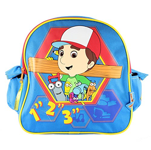 Price comparison product image Disney Handy Manny Junior Rucksack Rucksack Backpack School Bag