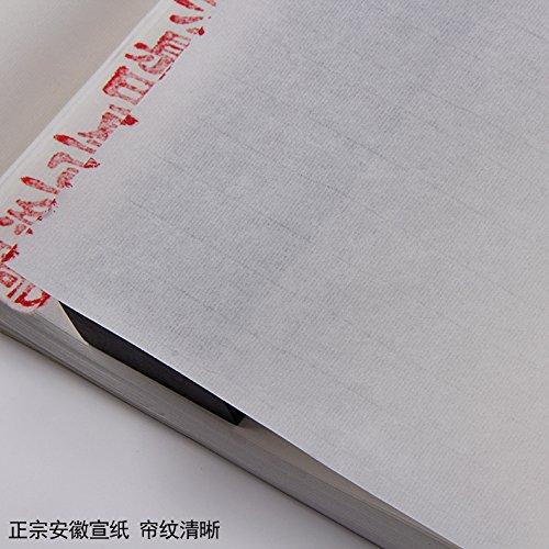 Chinese Pimade rice paper brush writting painting paper xuan paper-- 34x70cm,100 sheets/bag Mingxingpai