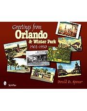 Greetings from Orlando & Winter Park, Florida