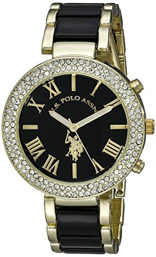 - U.S. Polo Assn. Women's USC40061 Two-Tone Watch