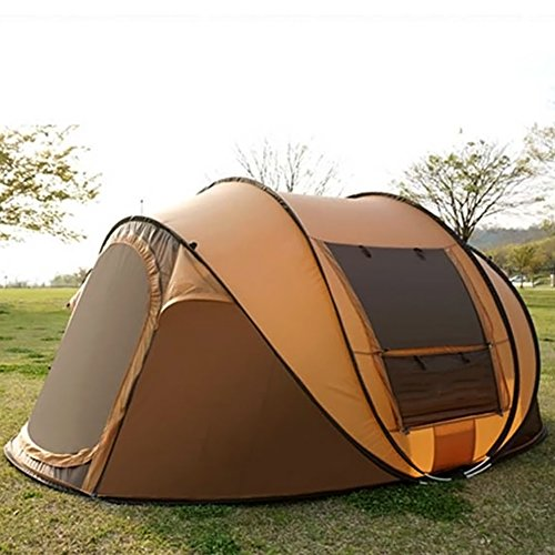 RoseSummer Camping Tent Automatic Speed Open Large 5~6 People Camping Tents by RoseSummer (Image #2)