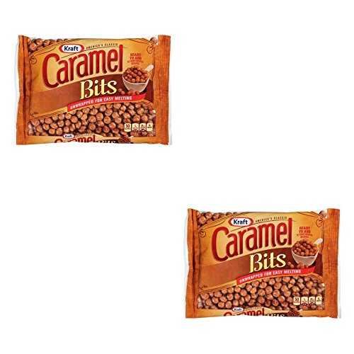 (Kraft Caramel Bits 11 oz. Bag (PACK OF 2))