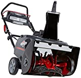 Briggs and Stratton 1696507 Single Stage Snow Thrower with 1550 Snow Series 250cc Engine and Electric Start