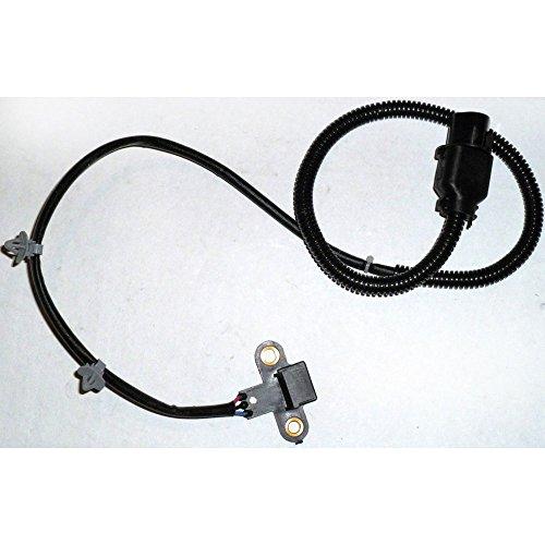 Crankshaft Position Sensor for Hyundai Sonata 99-05 / Optima 01-06 3 Male Blade Terminals Female Connector - Blade Connector Shaft