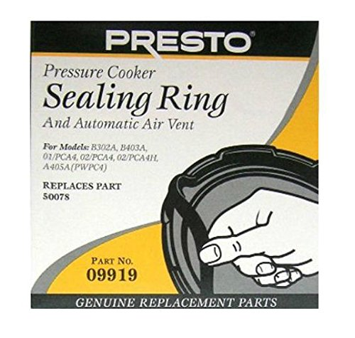 09936 Pressure Cooker Sealing Ring - 7