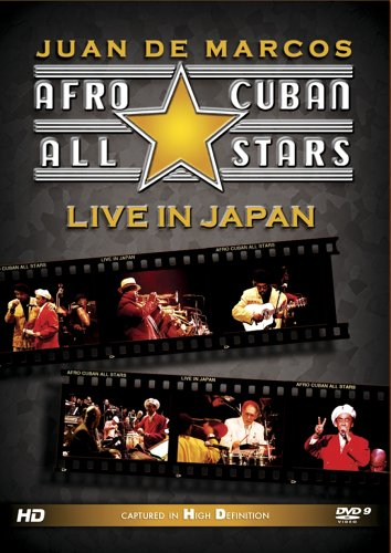 Afro Cuban All Stars Live in Japan by Globe Star Recording
