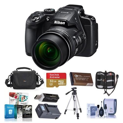 Point and Shoot Digital Camera Battery for Nikon EN-EL23 - 9