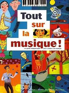 """Afficher """"Tout sur la musique"""""""