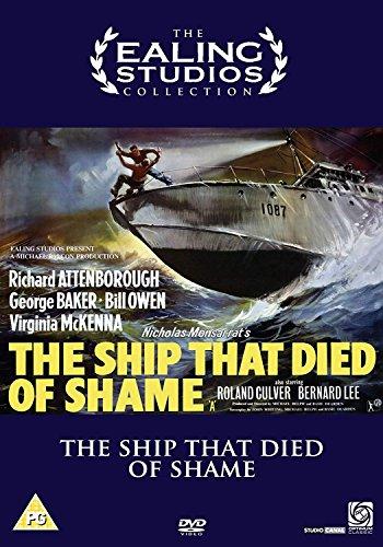The Ship That Died of Shame aka PT Raiders [DVD] [1955]