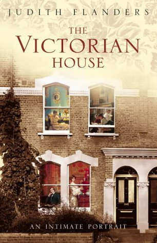 book cover of The Victorian House