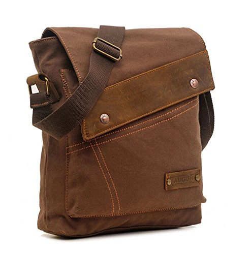 Travel Green Mens Army TM Messenger Army Bag Shoulder Fansela Vintage Leisure Bags Canvas Green qtPx6Rw