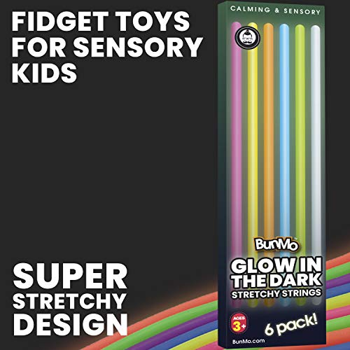 Autism Toys - Stretchy Glow in The Dark Fun