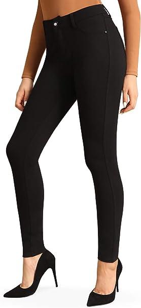 Amazon.com: bamans Womens Vestido, pantalones polainas para ...