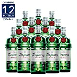 Ginebra Tanqueray London Dry - 750 ml / 12 Piezas