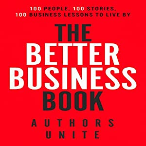 The Better Business Book Audiobook