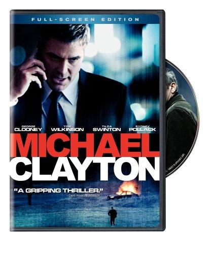 dvd michael clayton - 1
