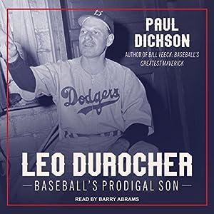 Leo Durocher Audiobook