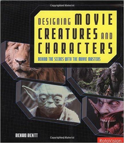 Téléchargez Designing Movie Creatures and Characters: Behind the Scenes with the Movie Masters EPUB gratuitement en Français