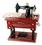 Music Box Best Deals - Musical Sewing Machine Music Box Vintage Look