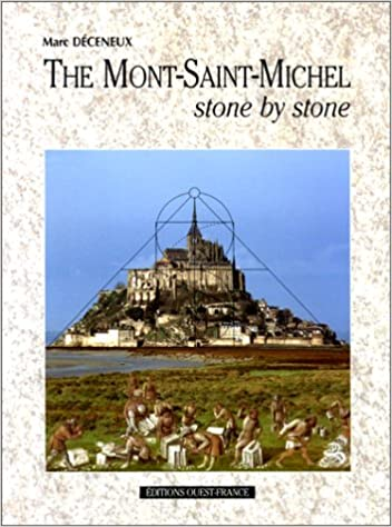 The Mont-Saint-Michel Stone By Stone