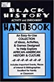Black History Month Activity and Enrichment Handbook, Just Us Books Editors, 0940975149
