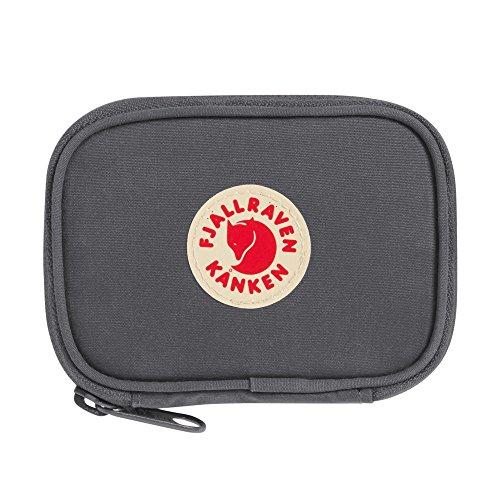 - Fjallraven - Kanken Card Wallet for Everyday Use, Super Grey