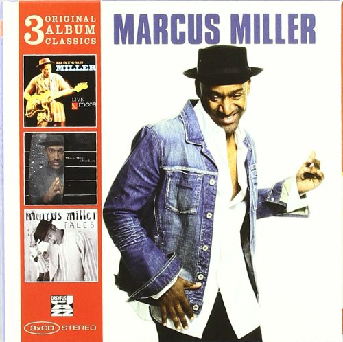 Tales/Silver Rain/Live & More - Marcus Tales Miller