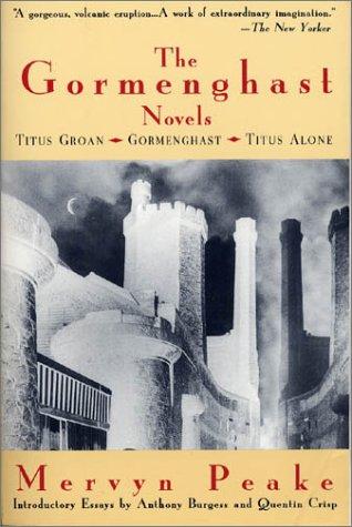 Gormenghast Novels Titus Groan Alone product image