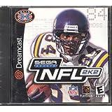 Sega Dreamcast NFL 2K2