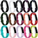 Bands for Fitbit Alta HR and Alta, 15 Pack