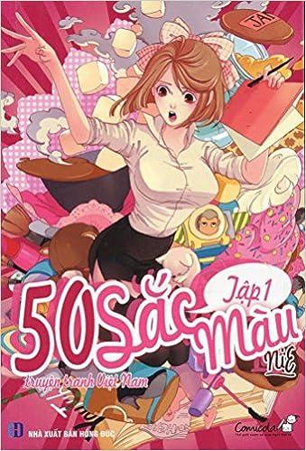 50 Sắc Mau Tập 1 Nie 1 9786048674236 Amazon Com Books