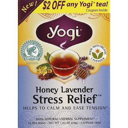 Yogi Honey Lavender Stress Relief product image
