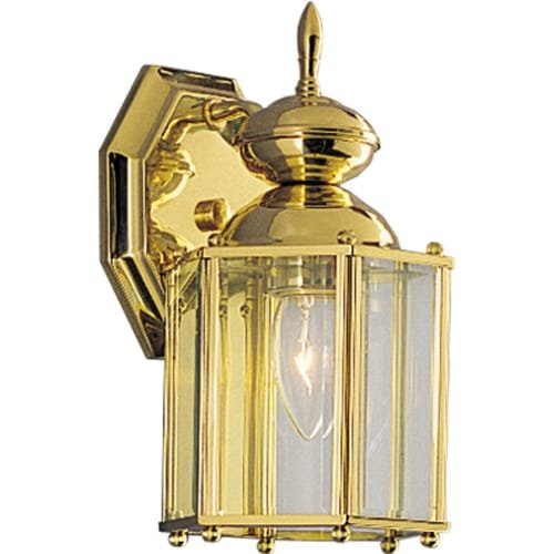 Solid Brass Outdoor Carriage Lights