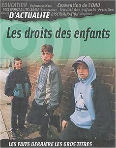 """Afficher """"Les droits des enfants"""""""