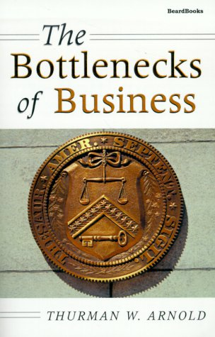 The Bottlenecks of Business