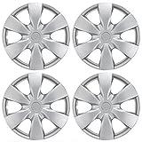 07 chevy cobalt hubcaps - BDK Toyota Yaris Hubcaps Replica Wheel Cover - 15