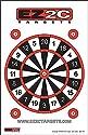 <br /> EZ2C Targets Dart Board Style 15