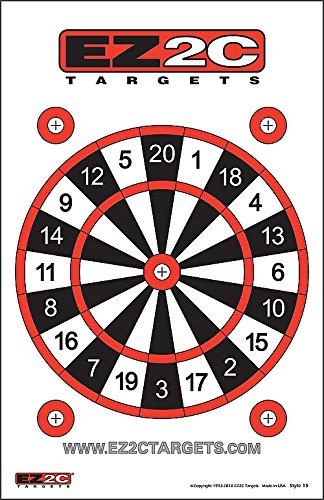 archery target dartboard - 3