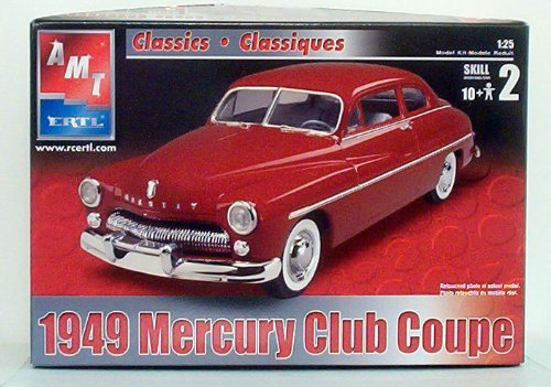 1949 Mercury Club Coupe by AMT ()