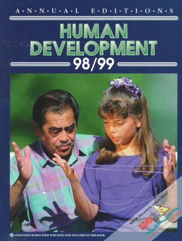 Human Development 98/99 (Annual Editions)