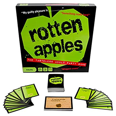 NO KIDDING Rotten Apples Board Game: Toys & Games