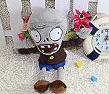 Plants Vs Zombies Garden Warfare Plush Toy Gray Zombie PVZ Soft Doll