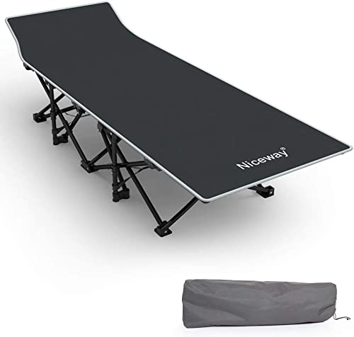 Niceway Oxford Portable Folding Bed Camping Cot