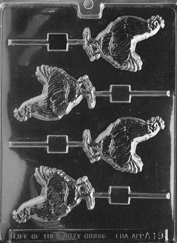 Rooster Mold - 1