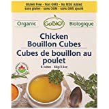 Organic Chicken Bouillon Cubes - 6 Cubes