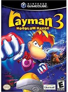 Amazon.com: Rayman 3: Hoodlum Havoc: Video Games