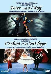 Peter & The Wolf & L'Enfant Et Les Sortileges
