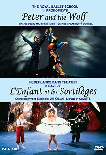 Peter & The Wolf & LEnfant Et Les Sortileges Reino Unido DVD ...